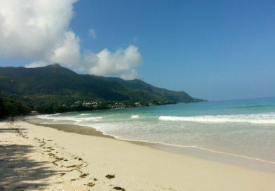 Jullov på Seychellerna