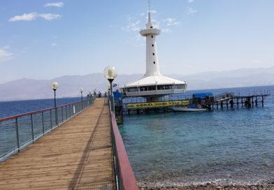 Utflykt i Eilat – Underwater Observatory