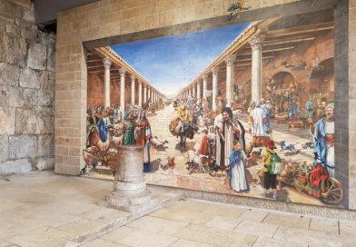 Vi besöker Jerusalem