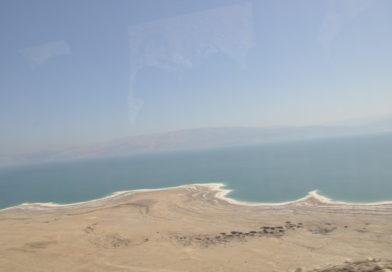 Utflykt till Döda havet