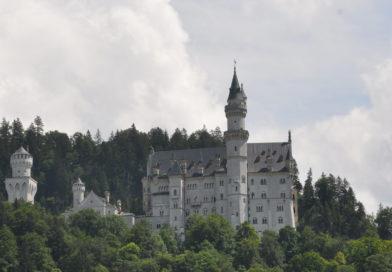 Roadtrip Europa – Rothenburg o d Tauber till Salzburg (Romantische Strasse)
