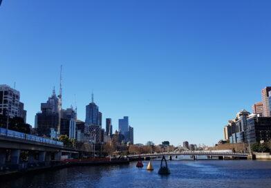 En dag i Melbourne