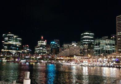Mot Sydney med förhinder