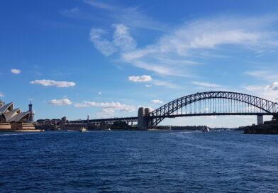 Vi besöker Sydney