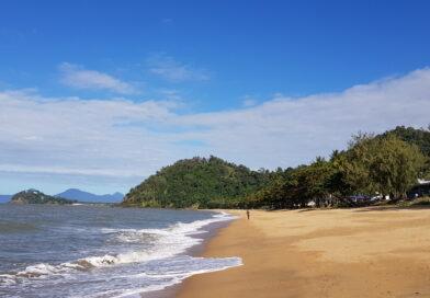 Härliga dagar på stränderna och regnskogen norr om Cairns