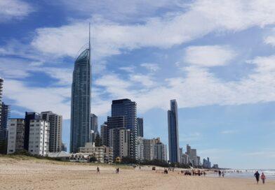 Surfers Paradise i Gold Coast