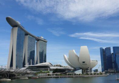Singapore – Perfekt stopp för en resa till Australien