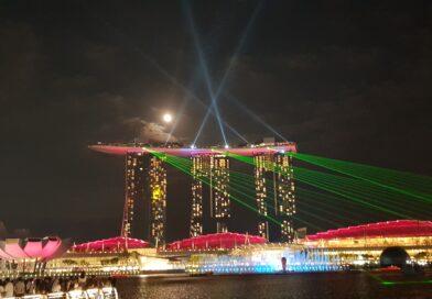 Hotel Marina Bay Sands i Singapore