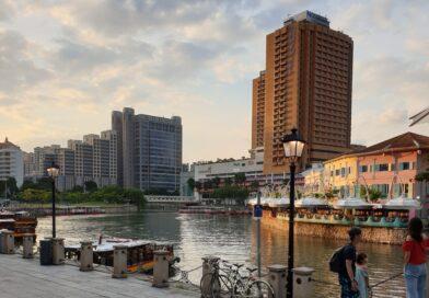 Upplevelser och boende vid Clarke Quay i Singapore