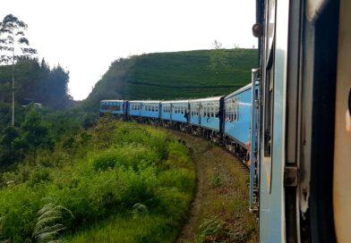 Nuwara Eilya till Ella i Sri Lanka – Världens vackraste tågresa?