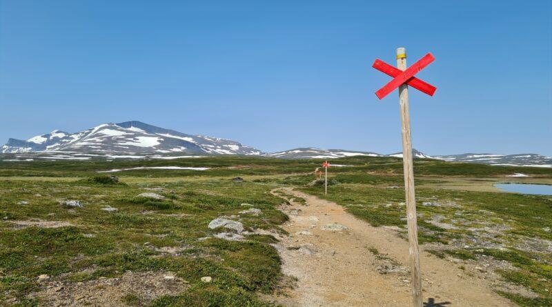 Hemma från en härlig roadtrip i norra Sverige