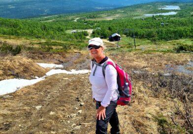 Vandring vid Helagsfjället – Vår första fjällvandring del 2