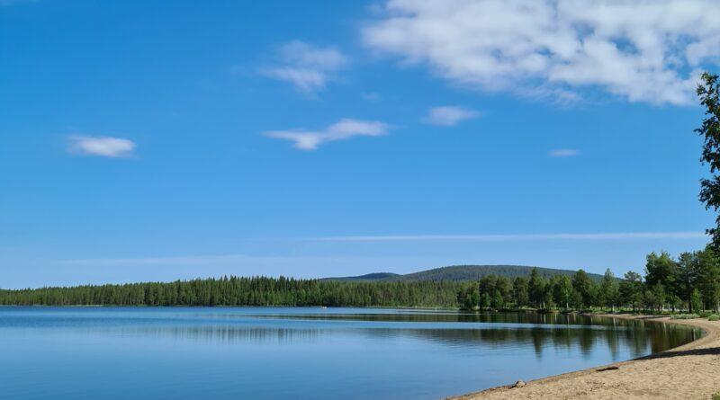 Vi upptäcker Lappland – Bilresa genom Norrland