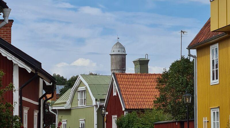 Roadtrip i norra Roslagen – Gimo och Östhammar, okända orter inte långt hemifrån