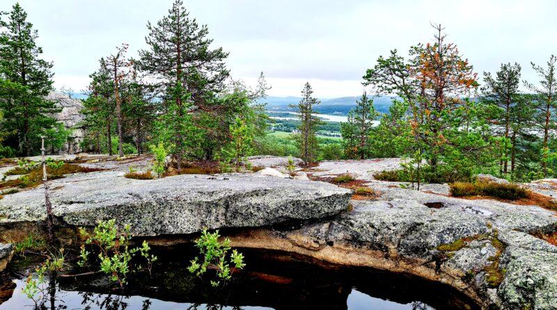 Vi kör utmed Torneälv – Bilresa genom Norrland