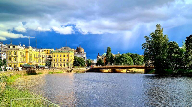 Vi kör västerut – Bilresa genom södra Sverige
