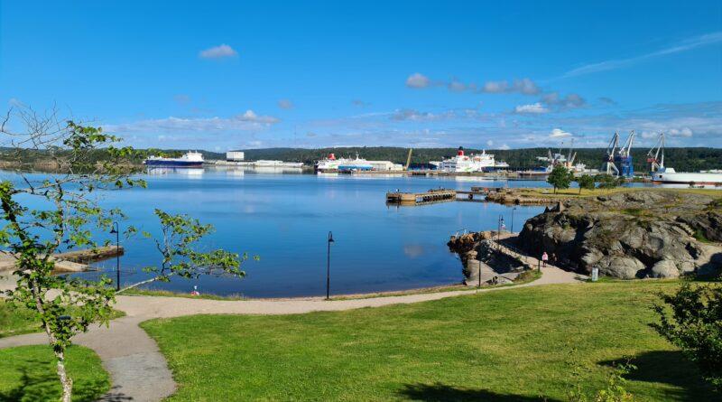 Ett besök i Uddevalla – Bilresa genom södra Sverige
