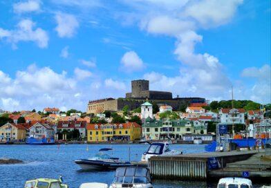 En härlig dag på Marstrand
