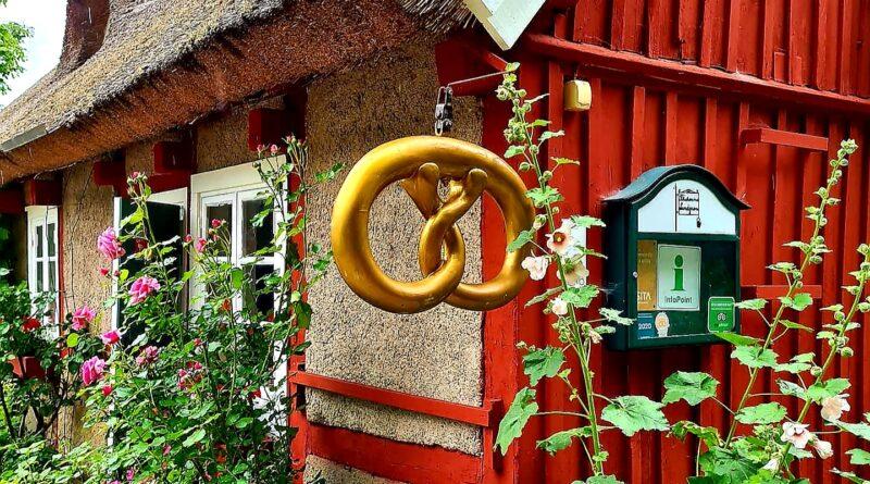 Ängelholm och Landskrona med fikapaus hos Flickorna Lundgrens – Bilresa genom södra Sverige