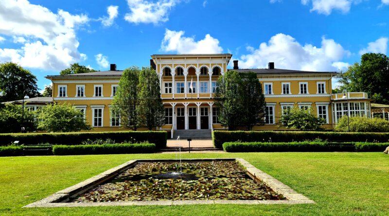 Ramlösa Brunn – En grön oas i Helsingborg