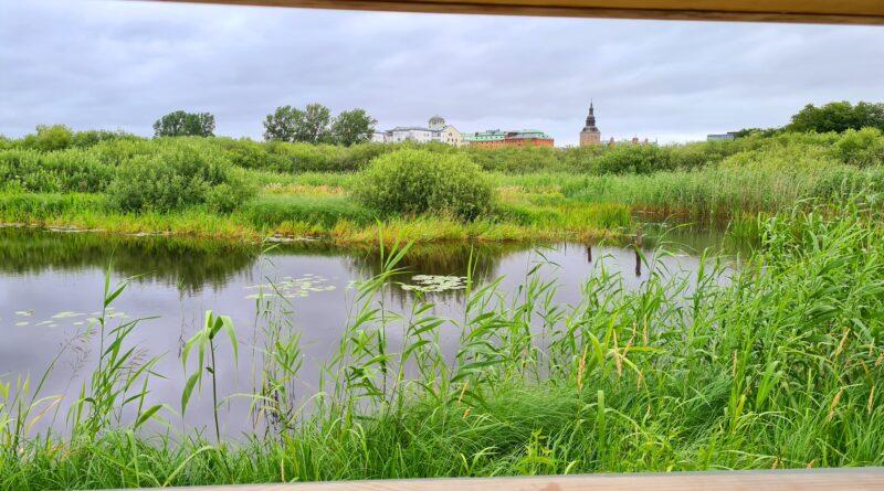 Ett kort men trevligt besök i Kristianstad