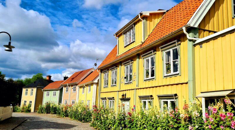 Söderköping – En dröm vid Göta Kanal