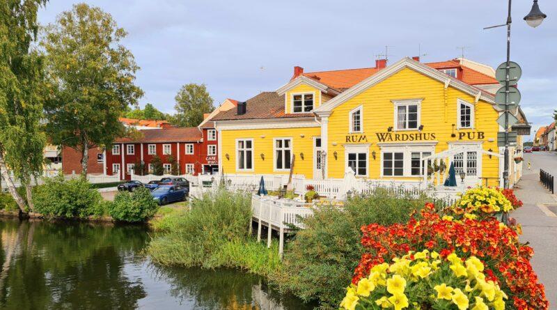 Askersund – En söt småstad vid norra Vättern