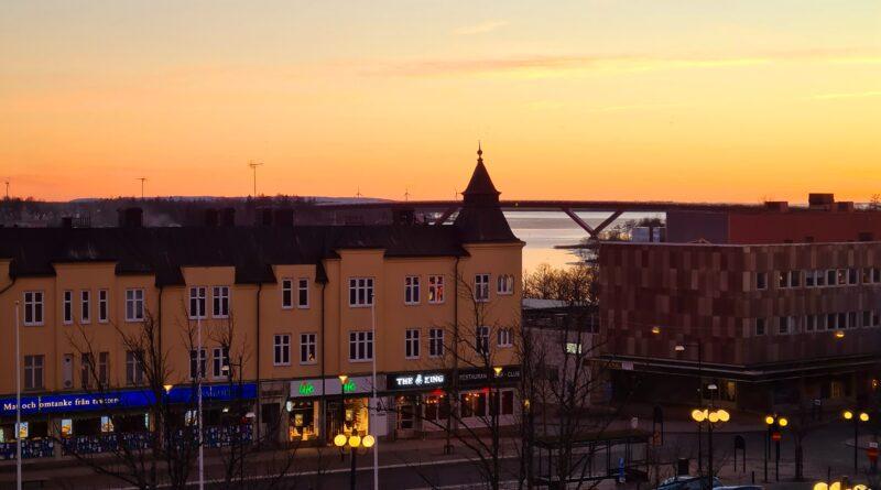 En resa i ett tyst och tomt Sverige – Roadtrip på sportlovet