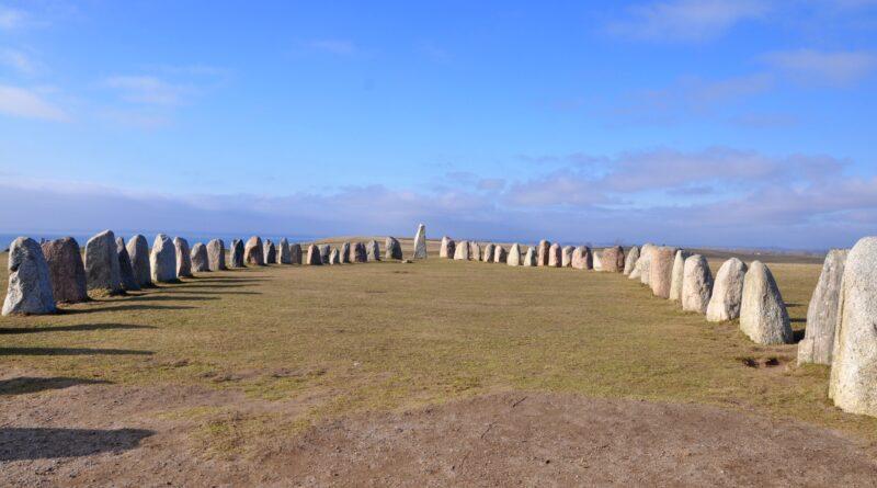 Österlen i vårvinterskrud – Kabusa, Hammars backar och Ale stenar
