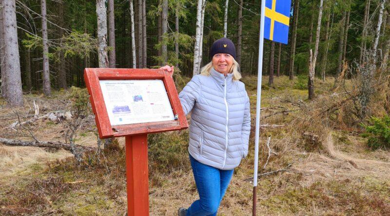 Västergötlands högsta topp – Galtåsen 361 meter över havet