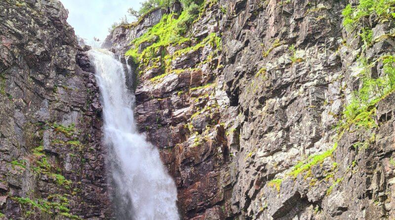 Fulufjällets nationalpark och Njupeskärs vattenfall