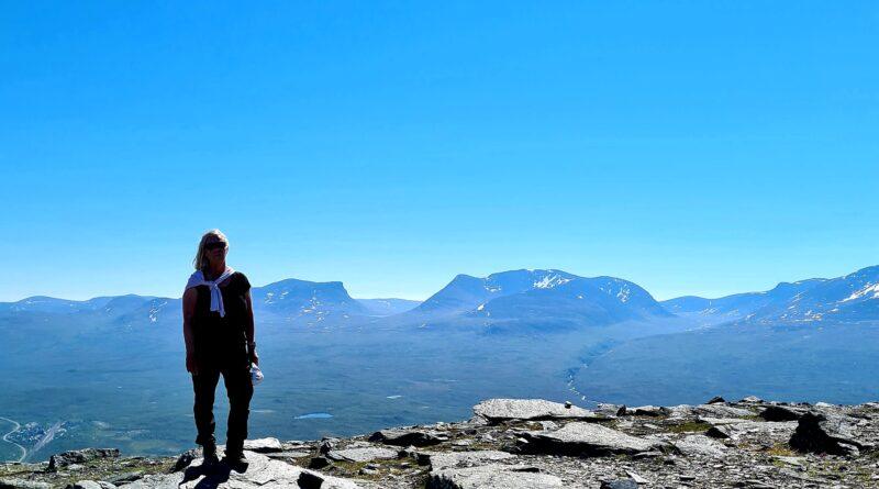 Västkusten, Norrland och en touch av Norge – En kombinerad vandring och bilsemester