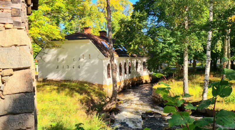 Gysinge Bruk och herrgård – Ett utmärkt utflyktsmål ganska nära Stockholm