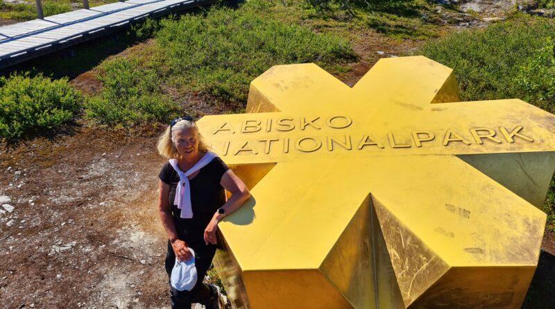 Abisko Nationalpark – Fjällvärld med variationsrik natur
