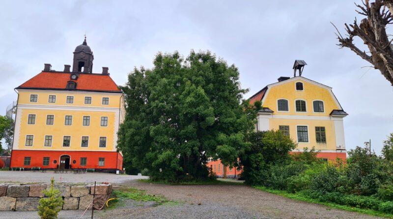 Vi besöker Engsö slott nära Västerås